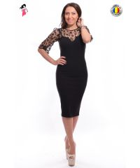 Rochie Fofy conica